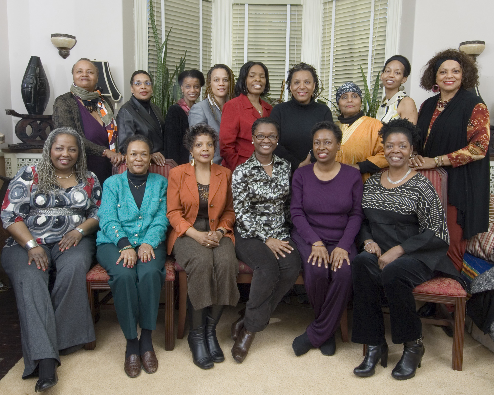 Black Women Group 66